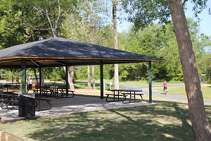 Don White Park Shelter